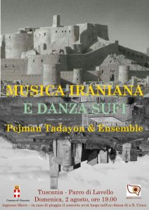 Locandina Concerto Iraniano