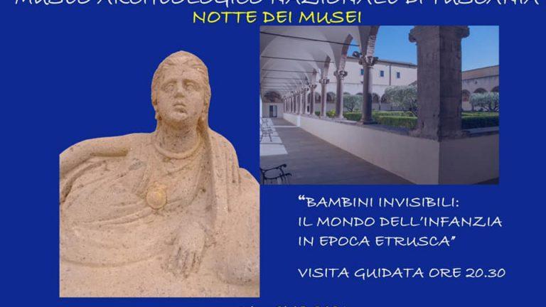 Sempre dalla parte della bellezza e della cultura. La notte dei musei a Tuscania